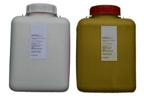 Zitrosil gelb, 50 kg, Shore 24 SPEED,  (2x25 kg) Dubliersilikon